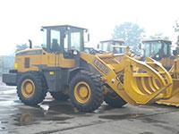 Xe kẹp gỗ Luqing LQ936