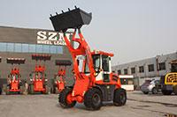 Xe xúc lật SZM 915