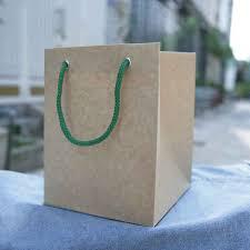 Túi giấy đáy vuông