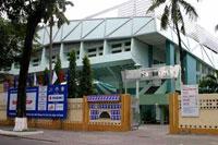 Nhà thi đầu Phan Đình Phùng - Tp. Hồ Chí Minh