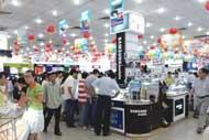 Hệ thống làm mát siêu thị