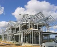 Kết cấu thép nhà dân dụng