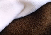 Vải nỉ Sherpa Fleece