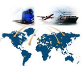 Giao nhận vận tải hàng hóa quốc tế