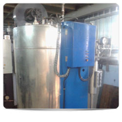 Lò dầu 500kg