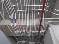 Thi công hệ thống điện nước công nghiệp