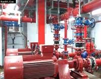 Thi công hệ thống phòng cháy chữa cháy