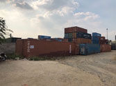 Container kho các loại