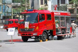 Xe cứu hỏa