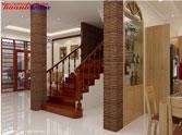 Thiết kế nội thất làng Việt kiều