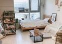 Thiết kế  phòng ngủ phong cách Hàn
