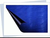 Bạt Tarpaulin xanh - đen