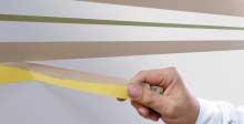 Băng keo che phủ khi sơn