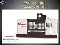 Khuôn CNC machine AGMA VMC