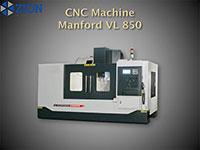 Khuôn CNC machine Manford VL