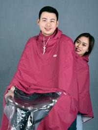 áo mưa đôi