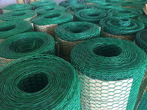 Lưới mắt cáo bọc nhựa