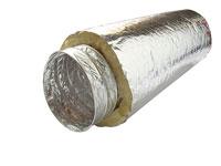 ống gió mềm có bảo ôn