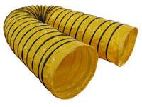 ống gió mềm vải có lõi thép