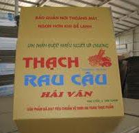 Bao bì carton ngành thực phẩm
