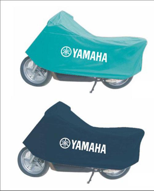 In trên bạt phủ xe máy