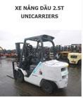 Xe nâng dầu  Unicarriers