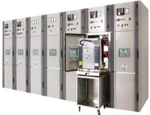 Tủ điện Metal - CLAD 6 - 35kV