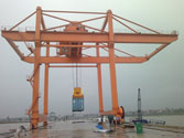 Cổng trục container 50T