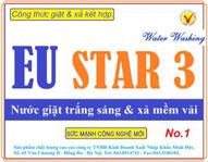 Nước giặt EU.STAR 3