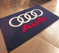 Thảm in logo