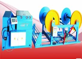 Máy sản xuất ống gió