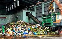 Lò đốt rác thải sinh hoạt