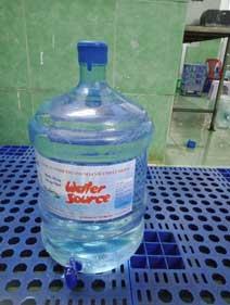 Nước uống tinh khiết Water Source