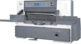 Máy xén giấy thủy lực QZYX130C