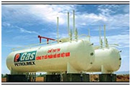 Bồn chứa gas