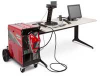 Máy hàn ảo VRTEC 360 hãng Lincoln Electric
