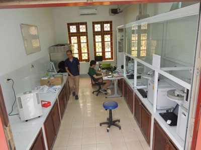 Phòng phân tích môi trường