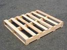 Pallet gỗ 2 chiều