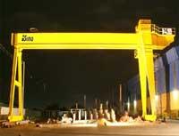 Cổng trục 25T Sima