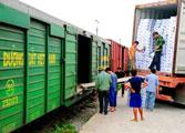 Vận chuyển hàng hóa từ ga đến ga