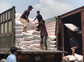 Vận chuyển hàng hóa từ kho đến kho