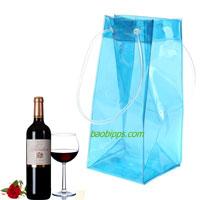Túi nhựa PVC đựng rượu