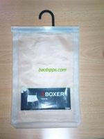 Túi nhựa PVC đựng quần áo