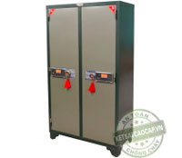 Tủ bảo mật 2 cánh điện tử