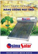Máy nước nóng năng lượng mặt trời OSIMA