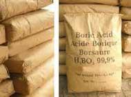 H3BO3 - Acid Boric
