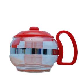Bình trà thủy tinh