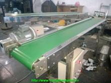 Băng tải PVC inox