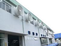 Hệ thống thôn gió nhà xưởng