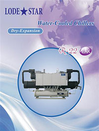 Chiller giải nhiệt bằng nước